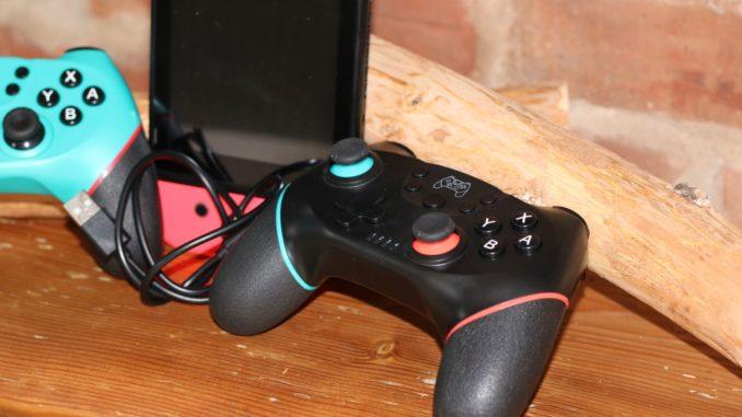 diswoe wireless controller für nintendo switch