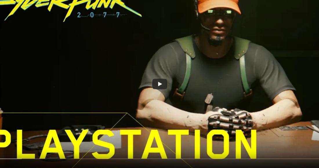 Cyberpunk 2077 – PlayStation Gameplay