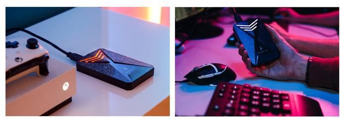 SureFire - neue Gaming Marke - Gaming SSD